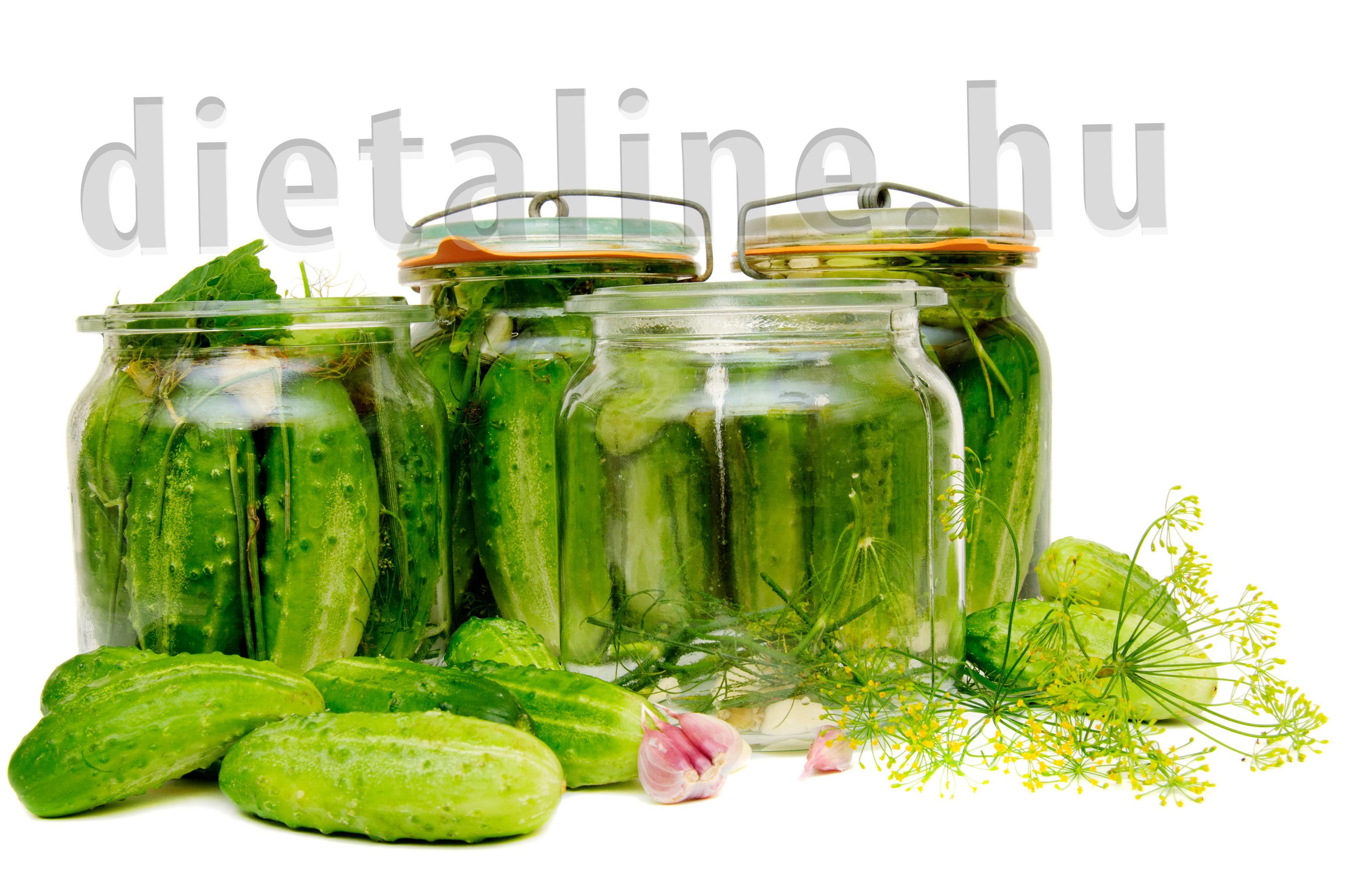 Kovászos uborka - DietaLine